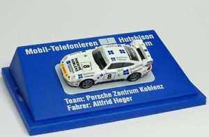 【送料無料】模型車 スポーツカー 187ポルシェ911 rs clubsport 993 pzコブレンツハチンソンテレコム8 altfridヘーガー187 porsche 911 rs clubsport 993 pz koblenz hutchinson telecom 8