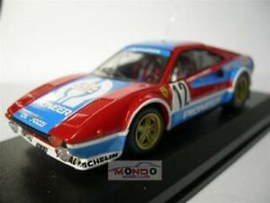 【送料無料】模型車 スポーツカー フェラーリツールドコルスferrari 308 tour de corse 1982 andruet biche be9320