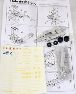 【送料無料】模型車 スポーツカー 143src30k 1977jpsハス78kit by smts143 src30k 1977 jps lotus 78 kit by smts