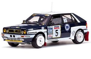 【送料無料】模型車 スポーツカー sunstar 3123 3124 lancia delta integraletdcモンテカルロ118モデルsunstar 3123 3124 lancia delta integrale model rally cars tdc monte