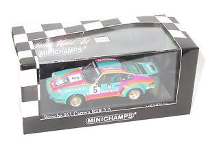 【送料無料】模型車 スポーツカー ポルシェカレラニュルブルクリンク143 porsche 911 carrera rsr 30 vaillant nurburgring 1975 bwollek