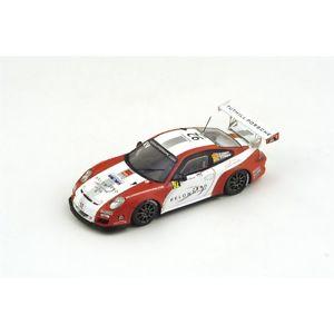【送料無料】模型車 スポーツカー ポルシェグアテマララリードフランスアルザスフランソワデルクール143 porsche 997 gt3 rgt rallye de france alsace 2014 fdelecour