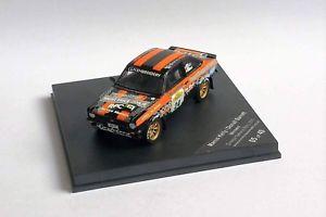【送料無料】模型車 スポーツカー スケールフォードエスコートケリーバレットドニゴールラリー143 scale ford escort mk2 manus kelly  donal barrett donegal rally 2015