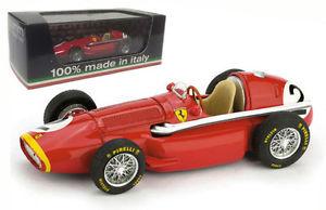 【送料無料】模型車 スポーツカー brumm r196フェラーリf1 555squalo2オランダgp 1955 マイクサンザシ143brumm r196 ferrari f1 555 squalo 2 dutch gp 1955 mike hawthorn 143 sca