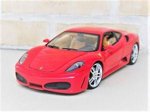 【送料無料】模型車 スポーツカー フェラーリコレクションブランドhotwheels ferrari f430 red, 118, metal collection, brand