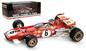 【送料無料】模型車 スポーツカー brumm r313bchフェラーリ312b6イタリアgp 1970 ignazio giunti 143brumm r313bch ferrari 312b 6 italian gp 1970 ignazio giunti 143 scal