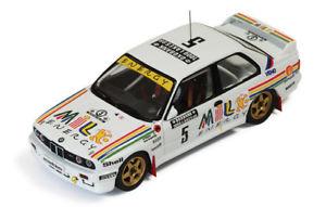 【送料無料】模型車 スポーツカー ミルクエネルギーラリーフィンランドバタネン143 bmw e30 m3 milk energy 1000 lakes rally finland 1988 avatanen