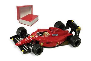 【送料無料】模型車 スポーツカー ixo sf0690フェラーリ641f1901フランスgp 1990 アランプロスト143ixo sf0690 ferrari 641f190 1 winner french gp 1990 alain prost 143 scale