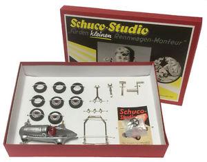 【送料無料】模型車 スポーツカー schucoスタジオiメルセデスf1 118schuco studio i classic mercedes f1 construction kit approx 118 scale