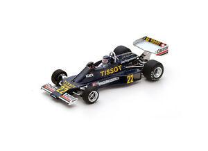 【送料無料】模型車 スポーツカー n177ジャッキーイクスモナコgp 1977 モデルカーs4813