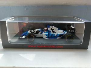 【送料無料】模型車 スポーツカー 143スパークligier js39ルノー1993オーストラリアgpユゴープラットf1 s3979143 spark ligier js39 renault bundle 1993 australian gp hugo pratt f1 s39