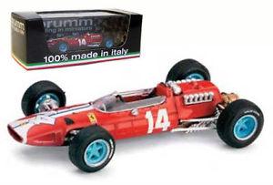 【送料無料】模型車 スポーツカー フェラーリグランプリペドロロドリゲススケールbrumm r321 ferrari 512 united states gp 1965 pedro rodriguez 143 scale