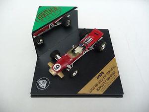 【送料無料】模型車 スポーツカー シマメノウ143ハス49bモナコgp1968グレアムヒルonyx4006onyx 143 lotus 49b gold leaf monaco gp 1968 winner graham hill onyx4006