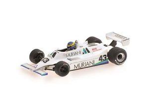 【送料無料】模型車 スポーツカー ウィリアムズフォードfw07ウィルソンgp 1980 400800043williams ford fw07 desire wilson british gp 1980 400800043