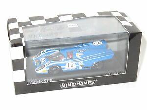 【送料無料】模型車 スポーツカー ポルシェキロブランズハッチ#143 porsche 917k 1000km brands hatch 1970 12 herrmann attwood