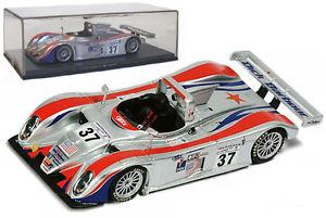 【送料無料】模型車 スポーツカー スパークscyd07ルナール01q37ディックバーブアールマン2001 143