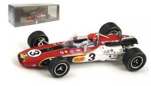 【送料無料】模型車 スポーツカー スパーク43in68mk iv3インディ5001968ボビーアンサー143spark 43in68 eagle mk iv 3 winner indy 500 1968 bobby unser 143 scale