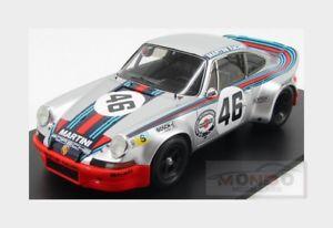 【送料無料】模型車 スポーツカー 46ルマン1973 spark 118 18s060 mポルシェ911カレラrsr 30ポンドマルティーニporsche 911 carrera rsr 30l martini racing 46 le mans 1973 spark 118