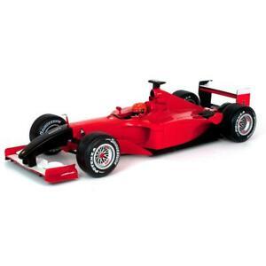 【送料無料】模型車 スポーツカー マテル118 2001フェラーリf20011シューマッハーイタリアgp