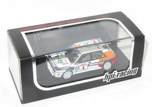 【送料無料】模型車 スポーツカー レーシングランチアデルタレプソルサンレモラリーサインツ143 hpiracing lancia delta hf integrale repsol sanremo rally 1993 csainz