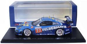 【送料無料】模型車 スポーツカー スパークs2583ポルシェ997gt3 rsr77 gt2クラスルマン2010 143spark s2583 porsche 997 gt3 rsr 77 gt2 class winner le mans 2010 143 scale