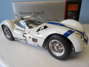 【送料無料】模型車 スポーツカー cmc 118m047マセラッティティポ611960 smoss 1000km nurburgringcmc 118 scale m047 maserati tipo 61 birdcage 1960 smoss 1000km nurburgr