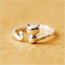 送料無料 猫 キャット リング re 925スターリングre 925 sterling silver best gifts 通販 メーカー公式 ring cat for women female