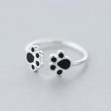 送料無料 猫 キャット お気に入 リング move on cute little animal claw handmade ring female メーカー再生品 cat