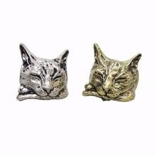 送料無料 猫 キャット 半額 リング lphzqh3dlphzqh 人気ブランド drop ship 3d cute adjustable for cat women lazy ring