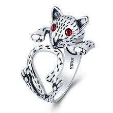 送料無料 猫 キャット リング siccsaeeサイズmenssiccsaee antique silver size adjustable 本日の目玉 cute big mens cat セール 登場から人気沸騰