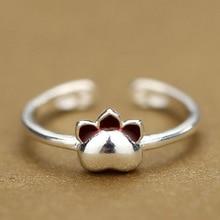 送料無料 猫 キャット リング スターリングシルバーmodaone 新商品 新型 925 sterling for women 『4年保証』 glossy cat claw silver