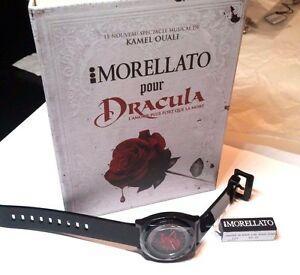 【送料無料】腕時計 オロロジオアルドラキュラorologio al quarzo morellato dracula skg002