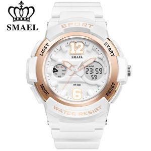 【送料無料】腕時計 ファッションカジュアルクォーツスポーツレディウォッチsmael watch women luxury fashion casual quartz watches leather sport lady re