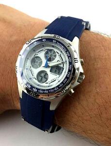 【送料無料】腕時計 デジタルクォーツジャマイカウォッチorologio jamaica by pryngeps analogico digitale watch quartz reloj wt 3atm