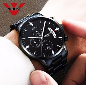 【送料無料】腕時計 スチールカジュアル