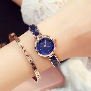 【送料無料】腕時計 ローズゴールドファッションブランドクオーツクリスマスluxury rose gold watches women fashion brand quartz xmas gifts for her mum women
