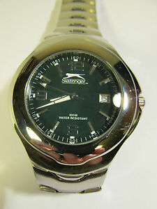 【送料無料】腕時計 メンズウォッチmens slazenger watch