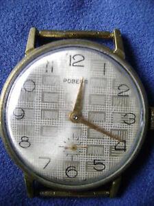 【送料無料】腕時計 ロシアソmontre russe sovietique urss pobeda