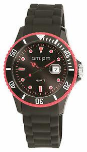 【送料無料】腕時計 アナログクォーツプラスチックケースゴム