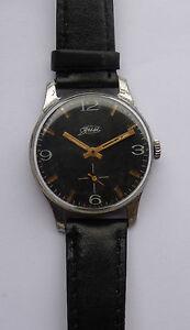 【送料無料】腕時計 zim montre mcanique ancienne mcanisme 26021 made in cccp 1970