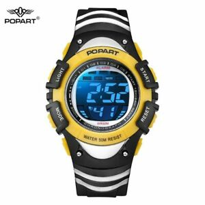 【送料無料】腕時計 バックライトウォッチ