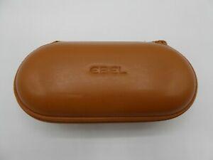【送料無料】腕時計 ブラウンレザーウォッチサービストラベルケースebel brown leatherette watch service travel case