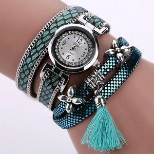 【送料無料】腕時計 ベルロングブレスレットシックトップファッションプロモーションbelle montre femme quartz long bracelet ecaille chic top fashion promo