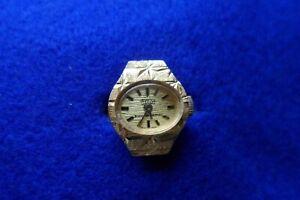 【送料無料】腕時計 ヴィンテージリングvintage watch ring working