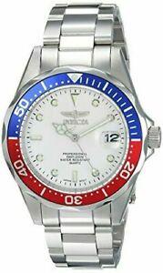 【送料無料】腕時計 メンズシルバースチールブレスレットケース8933 invicta mens 375mm silver steel bracelet amp; case flame fusion watch