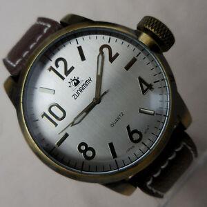【送料無料】腕時計 デザインジョリブロンズlarge montre design zunammy mixte joli boitier bronze tendancecadeau doublon