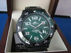 【送料無料】腕時計 ケイドルadee kaye ak2229mipb quartz date watch msrp 35000