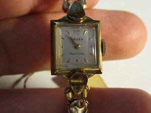 【送料無料】腕時計 ビンテージkスイスタグvintage gruen precision 10k gf switzerland watch original tags works great