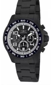 【送料無料】腕時計 メンズクオーツクロノグラフステンレススチール mens invicta 14395 specialty quartz chronograph 45mm stainless steel watch