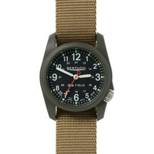 【送料無料】腕時計 メンズフィールドコヨーテナイロン